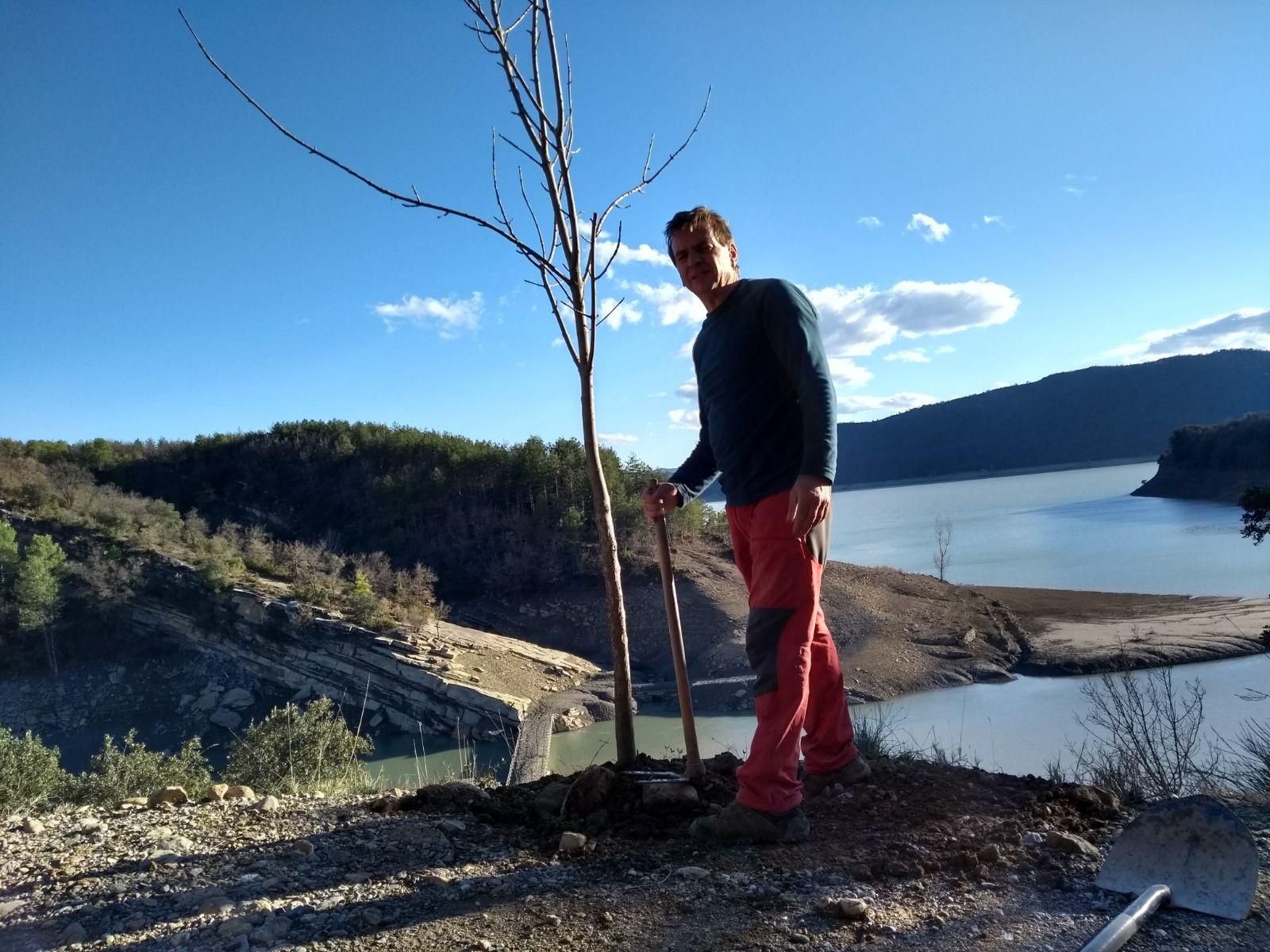 Respetando la naturaleza