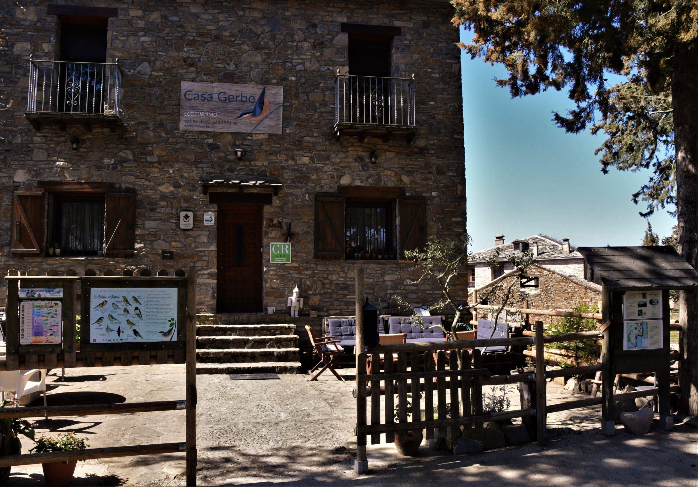 Casa de turismo rural, ecoturismo, productos de proximidad